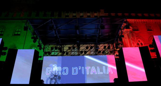 Giro d'Italia 2019, la presentazione dell'edizione numero 102
