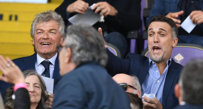 Fiorentina, Commisso vuole Batistuta in società