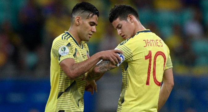 Napoli, minaccia Atletico per James