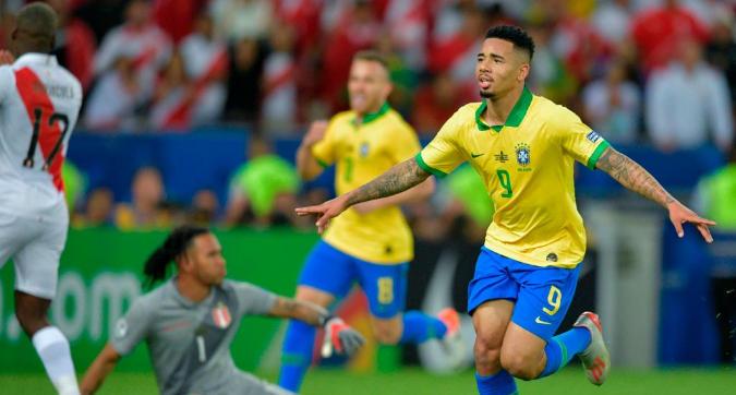 Copa America: Brasile campione per la nona volta, Perù steso 3-1