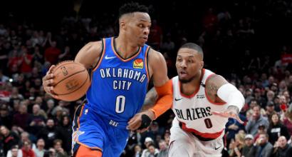 NBA, Westbrook lascia Oklahoma e va agli Houston Rockets