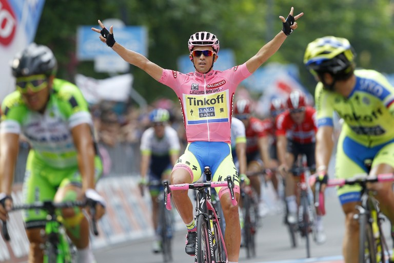 Giro d'Italia 2015: Contador in trionfo