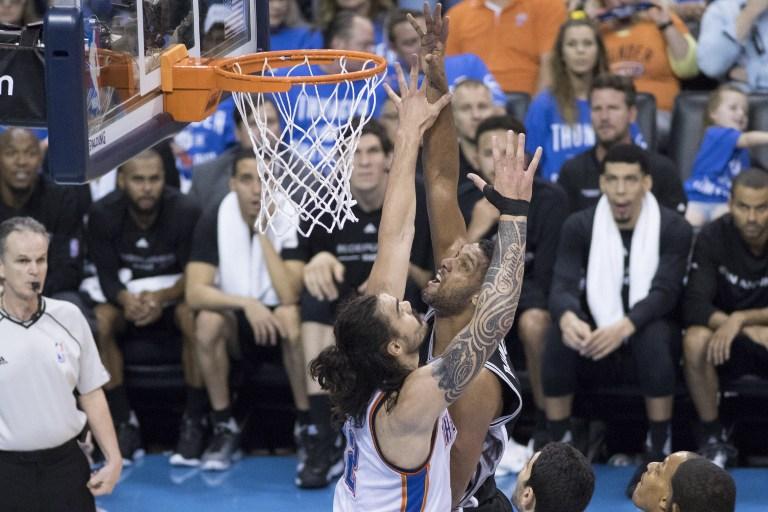 La notte amara degli Spurs: quale futuro per Duncan e Ginobili?