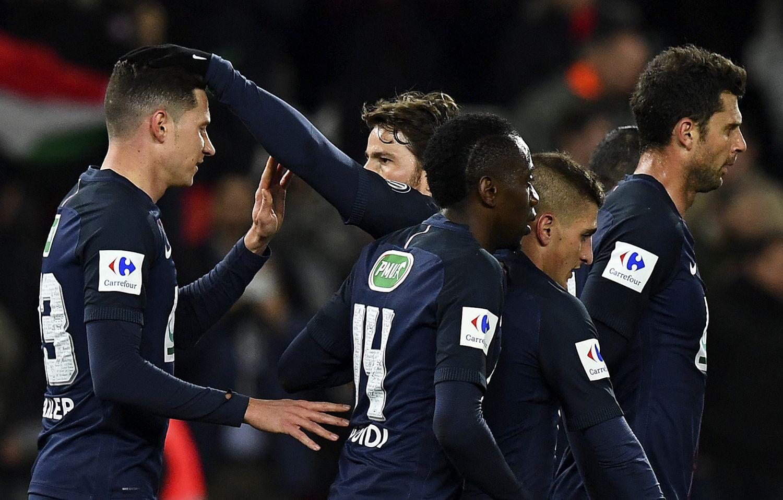 Coppa di Francia: Psg a valanga, Monaco ko