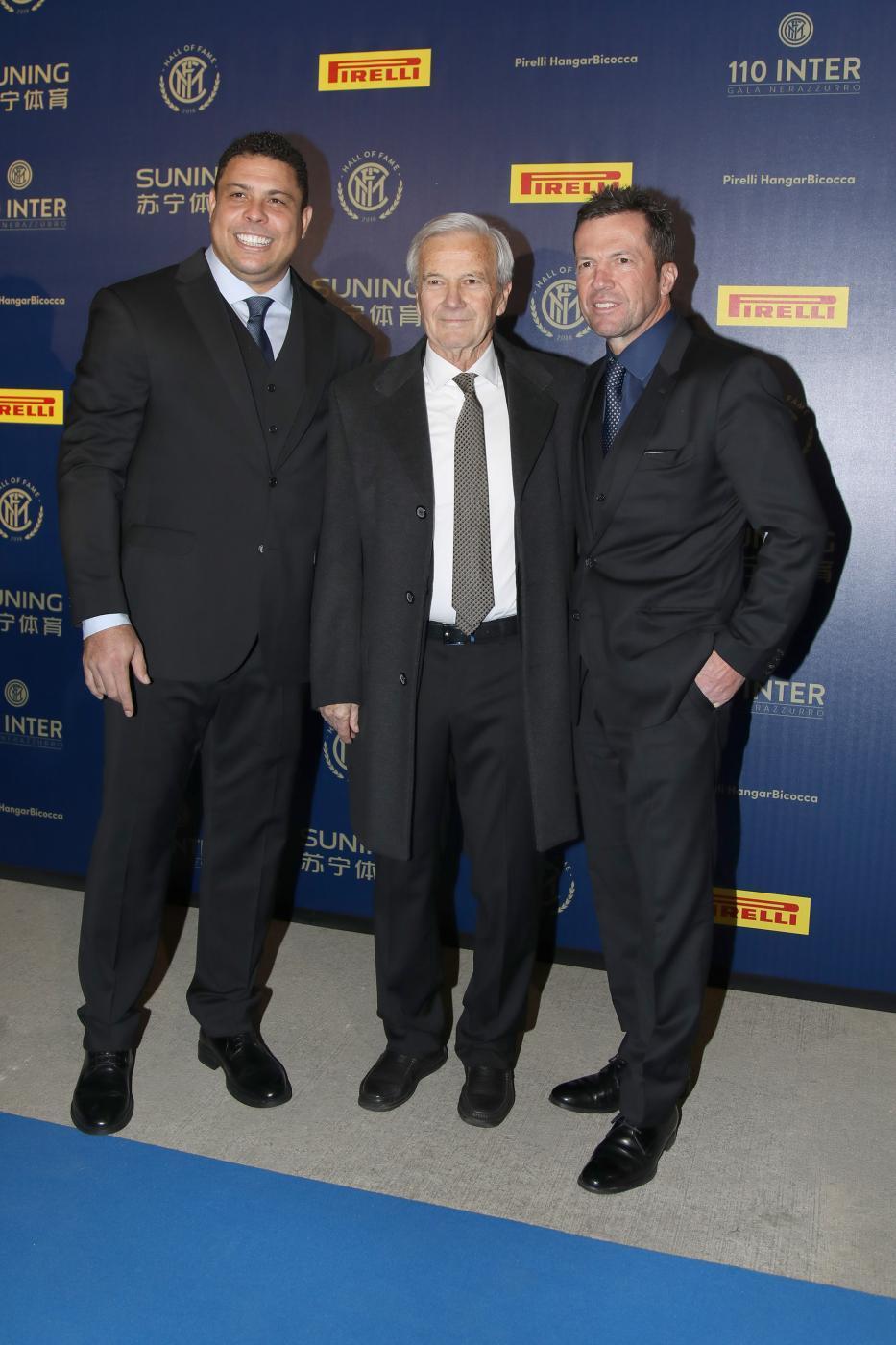 Ronaldo, Gigi Simoni e Matthaeus