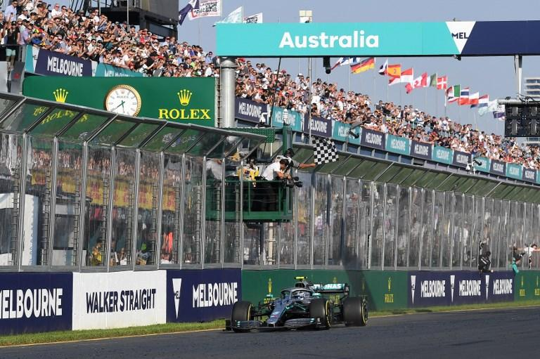 F1, Bottas lampo argento a Melbourne