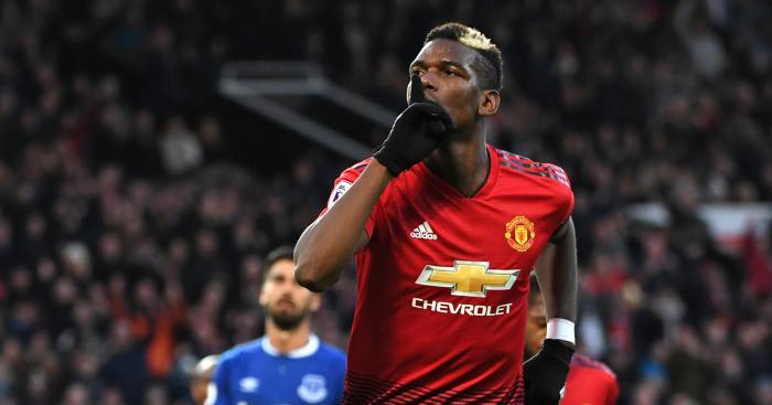 Pogba, centrocampista, pagato dal Manchester Utd 106 mln