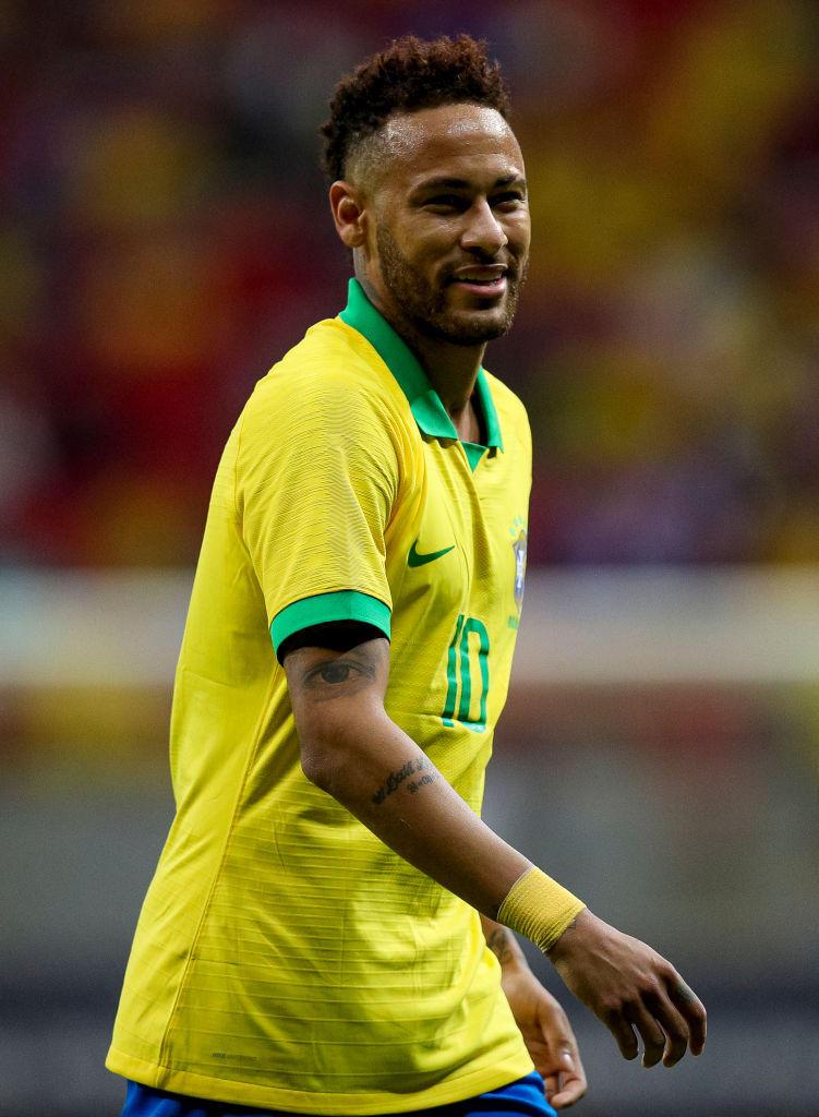Neymar Paperone dello sport under 30