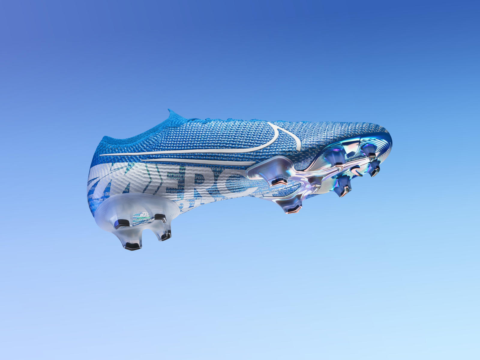 Nike presenta Mercurial 360, la scarpa da calcio più veloce del mondo