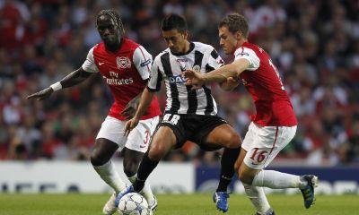 L'Arsenal punisce l'Udinese: 1-0