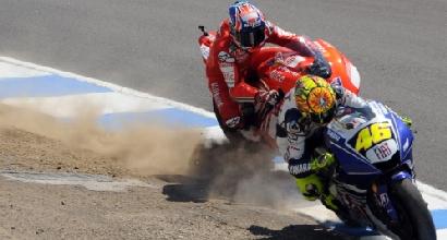 Stoner Rossi 2008 (AFP)