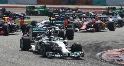 Hamilton al via in Malesia (AFP)