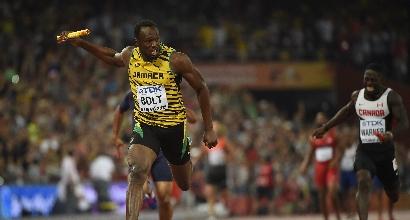 Bolt, AFP