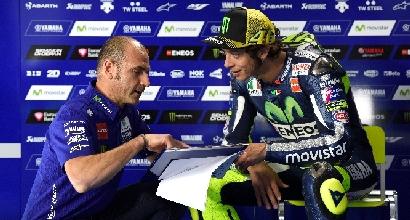 """La Yamaha bacchetta Lorenzo: """"Tas? Doveva avvertirci"""""""