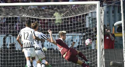Torino-Juventus, LaPresse