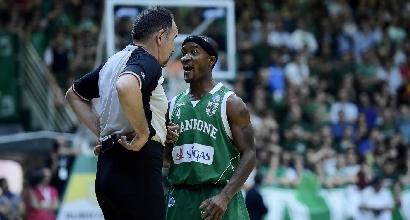 Basket, playoff: Avellino è viva, Reggio Emilia ko
