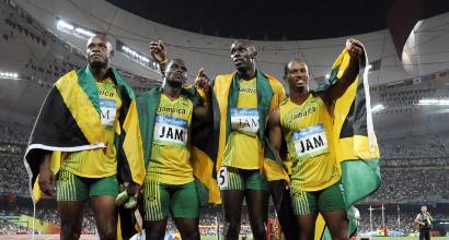 Carter dopato, via oro a Bolt 4x100