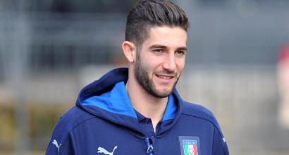 """Italia, Gagliardini conquista  France Football : """"La fiaba continua"""""""