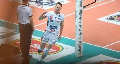 Volley, playoff SuperLega: Trento implacabile, è in finale scudetto