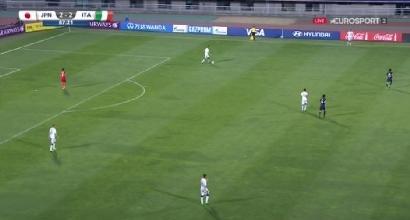 Italia-Giappone, una melina da record: 8 minuti di torello in partita!