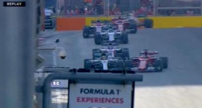 Fia archivia caso Vettel-Hamilton, nessuna nuova sanzione per tedesco