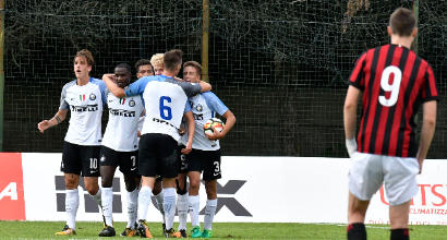 Milan-Inter 0-3, il derby primavera è nerazzurro