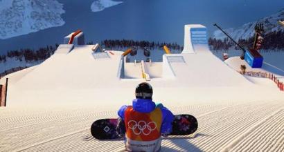 Con Steep Road to the Olympics i Giochi invernali iniziano prima
