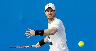 "Tennis, Murray operato all'anca: ""Tornerò ad alto livello"""