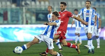 Serie B: il Perugia sbanca Pescara