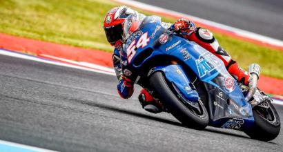 Moto2, Pasini trionfa in Argentina