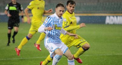 Serie A, Spal e Chievo a braccetto: 0-0