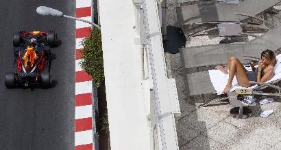 F1, a Monaco pole di Ricciardo