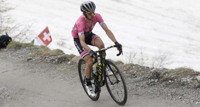 Giro d'Italia: trionfa Froome