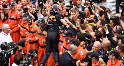 """Red Bull, Ricciardo: """"Da due anni preparavo questa vittoria, sono emozionato"""""""