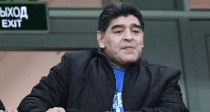 """Mondiali Russia, Maradona attacca Sampaoli: """"Questa Argentina non sa a cosa giocare"""""""