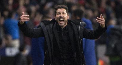 Atletico-Simeone, pronto un rinnovo da record