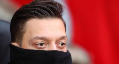 Mercato: Ozil-Inter già a gennaio, in Inghilterra crollano le quote