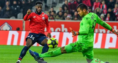 Ligue1: il Lille gestisce e colpisce quattro volte, per il Nizza non ci sono possibilità