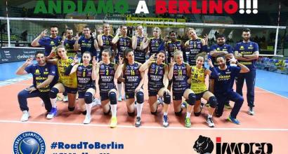 Volley, Champions League: Conegliano alla Super Final di Berlino! Fenerbahce annichilito 3-0