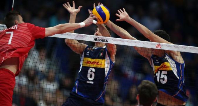 Volley, Nations League: Italia ko