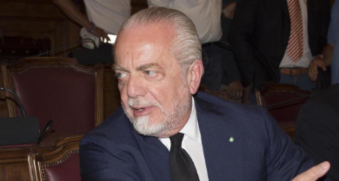 James Rodriguez, De Laurentiis: