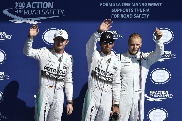 F1, GP Belgio: Hamilton è Spa... ziale