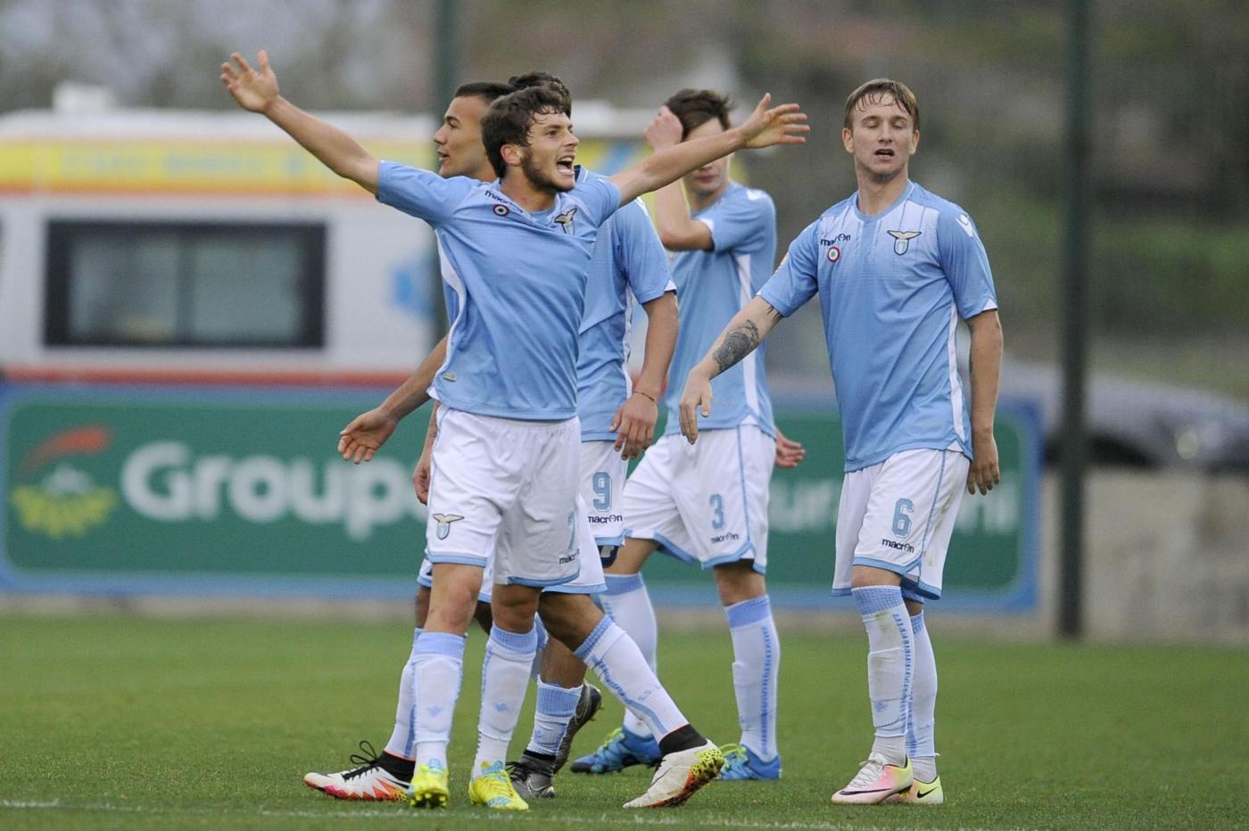 Primavera, Lazio-Roma 1-1: rissa e Sadiq espulso
