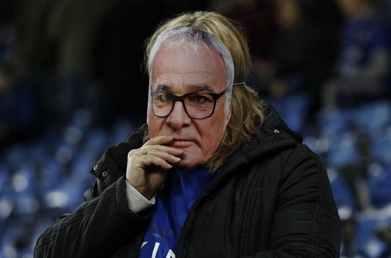 Il Leicester ha giocato la sua prima partita dall'esonero di Claudio Ranieri e i tifosi della Foxes hanno manifestato tutta la loro riconoscenza all'allenatore che ha regalato loro uno storico titolo.