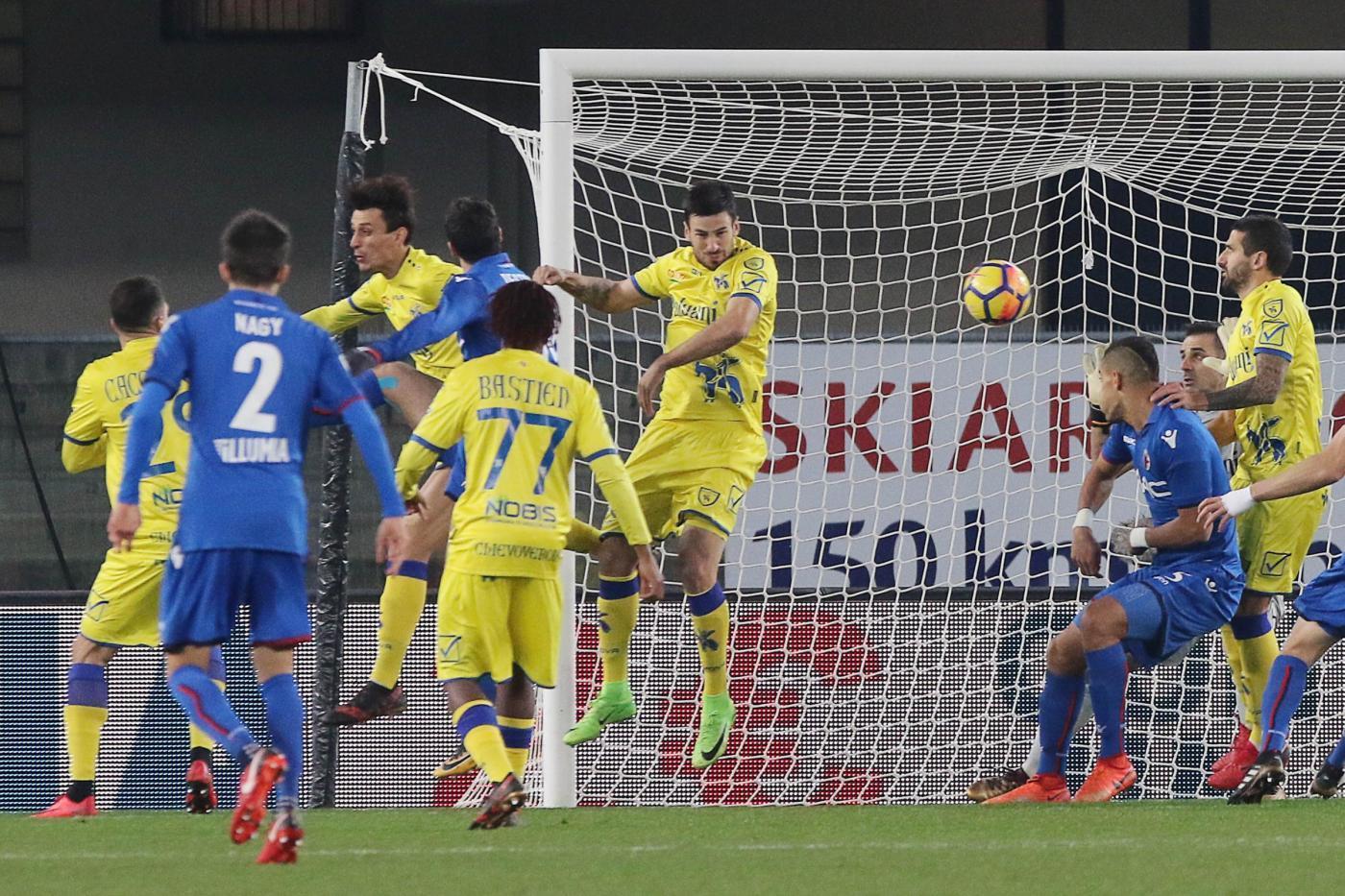 Serie A, Chievo-Bologna 2-3: le foto