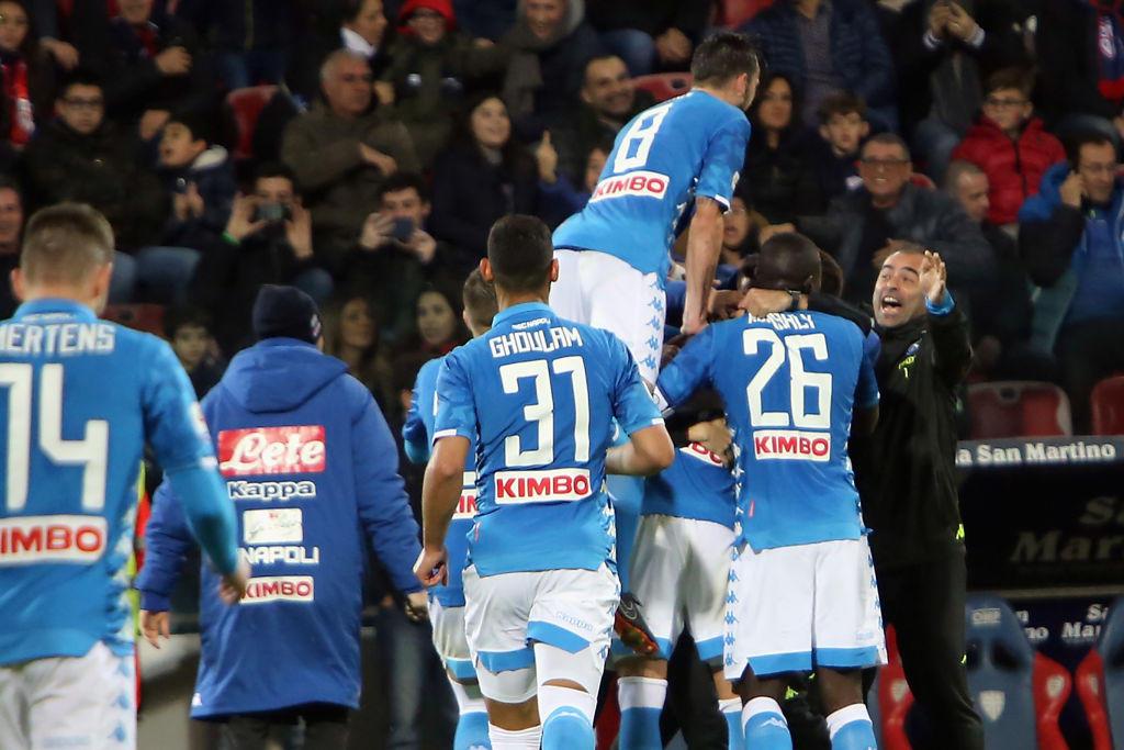 Il Napoli incassa 8 milioni di euro a stagione da Kappa