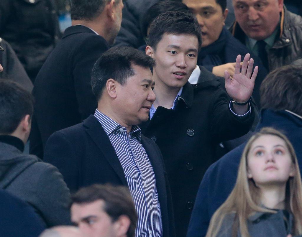 9) Zhang Jindong, 6,8 miliardi di dollari: il proprietario dell'Inter è il capo di Suning, azienda cinese che vende oltre 10 milioni di prodotti in Cina