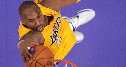 Kobe Bryant , Foto LaPresse