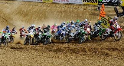 Motocross, la programmazione del GP Qatar