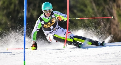 Sci, Slalom Kranjska Gora: gioia Neureuther, quarto Thaler